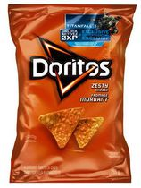 Doritos Zesty Cheese Tortilla Chips