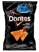 Doritos Sweet Chili Heat Tortilla Chips