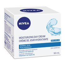 Nivea Moisturizing Day Cream SPF 15 for Normal Skin