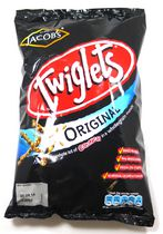 Jacobs Twiglets Wholewheat Sticks