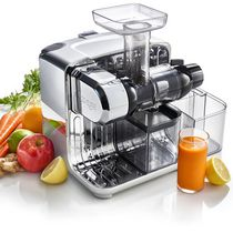 Salton Wide Mouth Low Speed Juicer Reviews : Buy Blenders & Juicers Online Walmart Canada