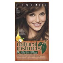 Clairol Natural Instincts Hair Colour Medium Brown