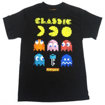 Pacman Men's Short Sleeve Graphic T-shirt Medium