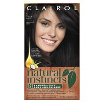 Clairol Natural Instincts Hair Colour Black