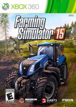 Farming Simulation 15 Xbox 360 Game