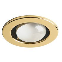 Junno Glistening Cheek Recessed Light Trim