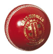 Balle de cricket Test Special de Gray Nicolls