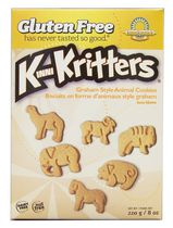 Kinnikinnick Animal Graham Cookies