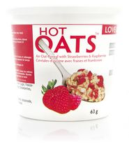 "Love Grown -""Hot Oats"" Strawberry & Raspberry Cereal"