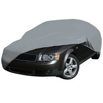 "Classic Accessories Deluxe 4-Layer Car Cover, Fits  Sedans between 191""-210""L, such as Lexus LS 460, Mercedes S Class"