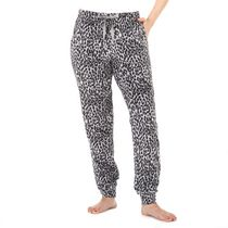 George Women's Pull-On Fleece Pyjama Pant Grey S/P