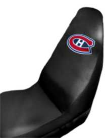 NHL Car Seat Cover Montreal Canadiens