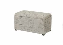 Sandscript Bench with Tray