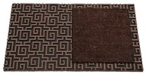 FHE Europa Outdoor Mat with Brown Patch