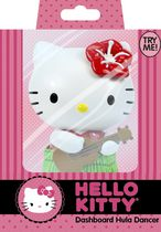 Chroma Graphics Ornement de capot Hello Kitty Hula