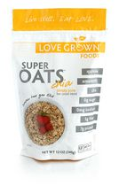 "Love Grown -""Super Oats"" Simply Pure Hot Cereal Blend"