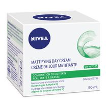 Nivea Mattifying Day Care Cream SPF 15 for Combination to Oily Skin