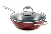 Iron Chef 3.5 qt. Covered Skillet