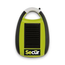 Secur Mini Solar Cell Phone Powerbank Charger