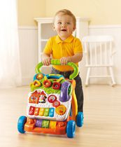 VTech Sit-to-Stand Learning Walker Toy - French