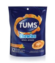 Tums Chewies Orange Rush