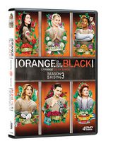 Série télévisée Orange is the New Black Saison 3 - 4 DVD