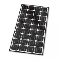 Competition Solar 145 Watt Monocrystalline Solar Panel with Controller