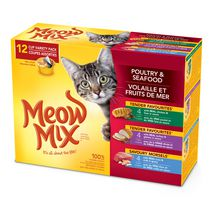 Meow Mix Market Select Variety Pack B