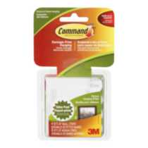 Command™ Small and Medium Picture Hanging Strips Value Pack