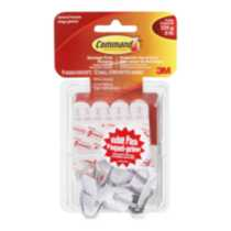 Vp Command Small Wire Hooks Value Pack