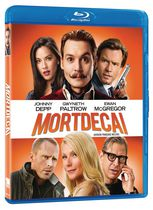 Mortdecai (Blu-ray Disc)