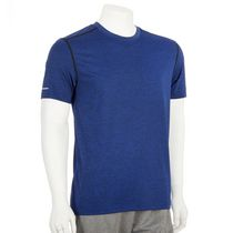 Athletic Works Men's Short Sleeved Top Blue S/P