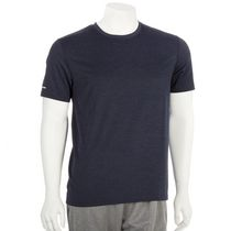 Athletic Works Men's Short Sleeved Top Navy XL/TG