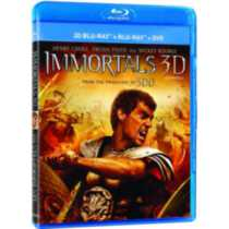 Les Immortels (Blu-ray 3D + Blu-ray + DVD) (Bilingue)