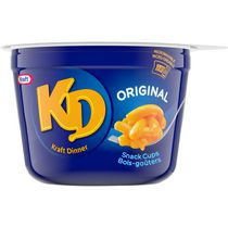 Kraft Snack Cups Original Macaroni and Cheese
