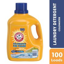 ARM & HAMMER™ Cold Water Liquid Laundry Detergent, Clean Fresh