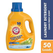 Arm and Hammer™ Clean Fresh Liquid Laundry Detergent