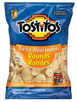 Tostitos® Bite Size Rounds Tortilla Chips