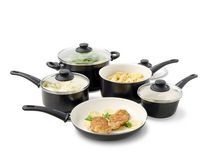 Green+Life Healthy Ceramic Non-Stick Cookware Set - 9 Pieces
