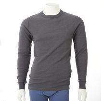 Athletic Works Men's Thermal Top Gray XL/TG