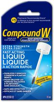 Compound W Wart Remover Extra Strength Fast Acting Liquid