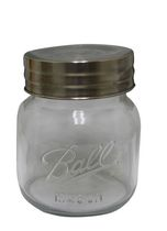 Bocal transparent 1/2 gallon Heritage de Bernadin