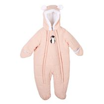 George baby Girl's Hooded Pram Suit 6-12 months