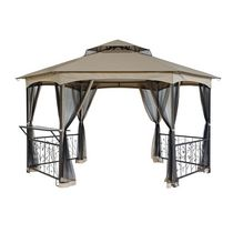 Sunjoy Southfield Hexagon Gazebo