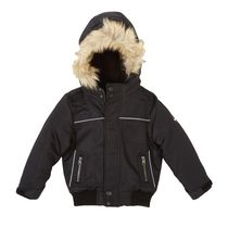 Canadiana Toddlers' Hooded Bomber Jacket 3T