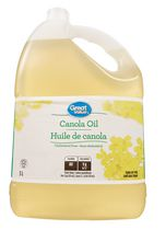 Huile de Canola de Great Value