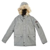 Canadiana Boys' Hooded Parka L/G