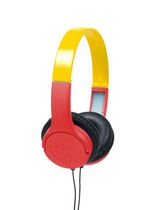 Wicked Audio Rad Rascal Headphones Red