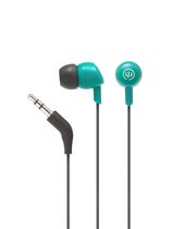Wicked Audio Brawl In-Ear Headphones Teal