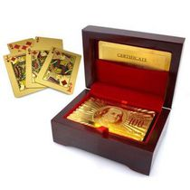 Ovalyon Gold Plated Card